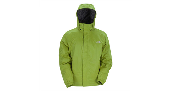 The North Face Men's Resolve Insulation Jacket, gunnison groen